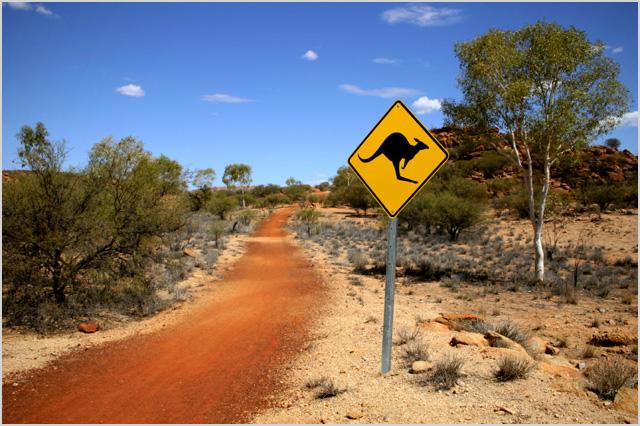 australia-road